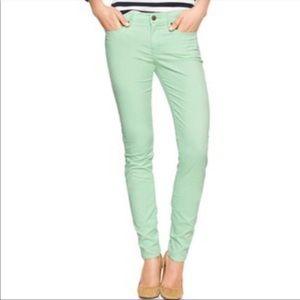 GAP 1969 Legging Jean corduroy pants